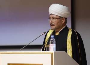 Выступление муфтия шейха Равиля Гайнутдина на Пленуме ДУМ РФ