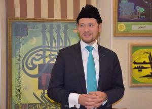 Поздравление муфтия Гайнутдина в адрес своего первого заместителя Д.Мухетдинова